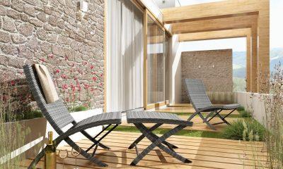 Elegancka strefa wypoczynku w ogrodzie – wybierz zestaw z technorattanu